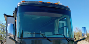 Mobile RV Windshield Replacement Specialist: Wilkinson Glass